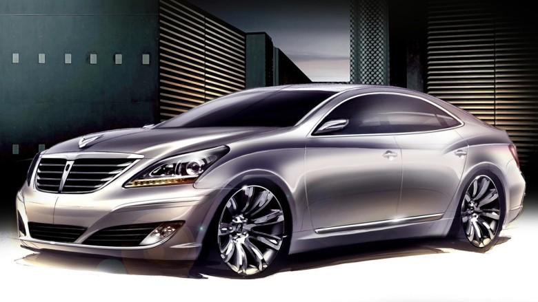 2010 Hyundai Equus Car Picture