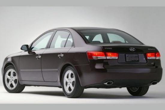 2006 Hyundai Sonata Car Picture