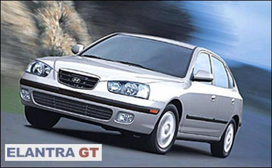 2002 Hyundai Elantra GT Car Picture
