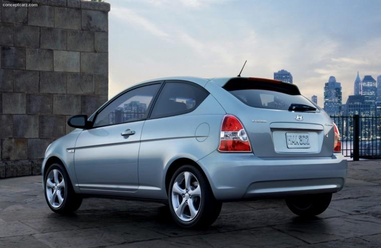 2007 Hyundai Accent GS Car Picture