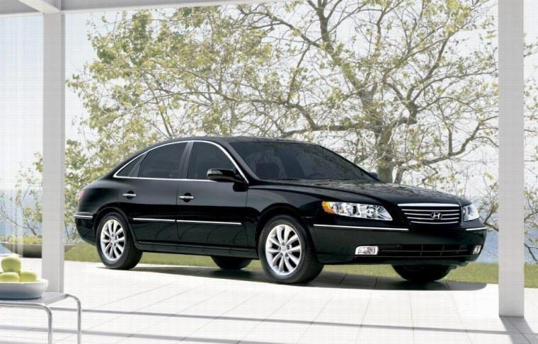 2007 Hyundai Azera Car Picture