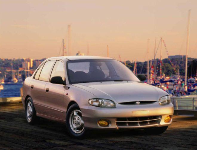 Hyundai Accent Car Picture
