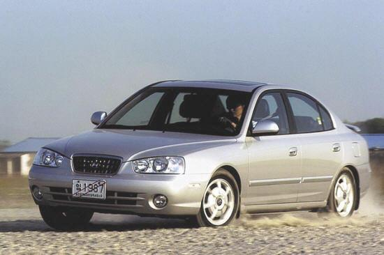 2000 Hyundai Elantra Car Picture