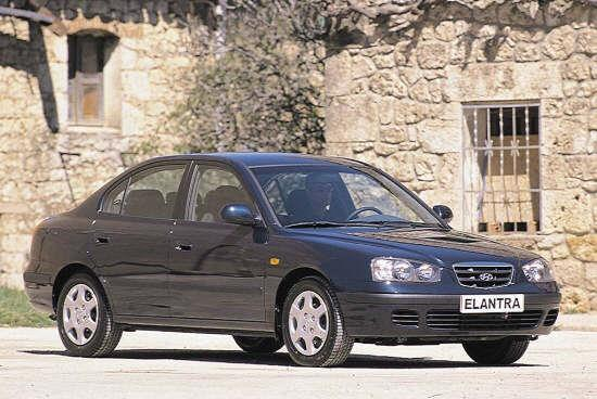 2002 Hyundai Elantra Car Picture