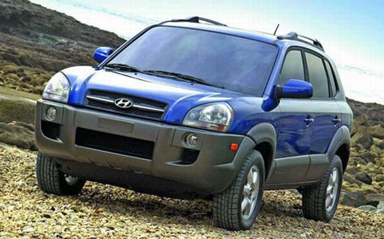 2006 Hyundai Tuscon Car Picture