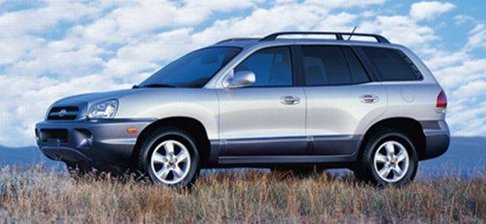 2006 Hyundai Santa Fe Car Picture