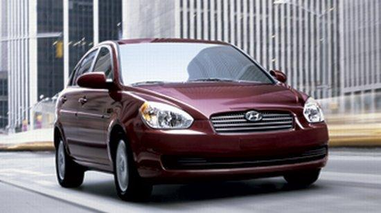 2006 Hyundai Accent Car Picture
