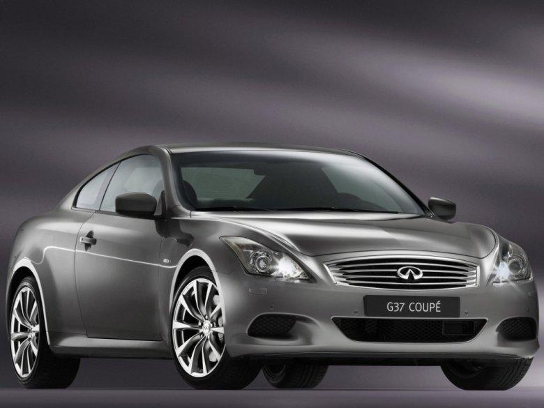 Front Right 2012 Infiniti G37 Concept Car Picture