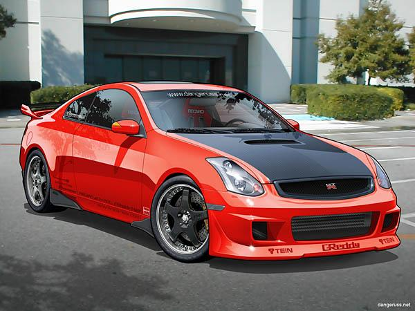 Infiniti G35 Vexel Car Picture
