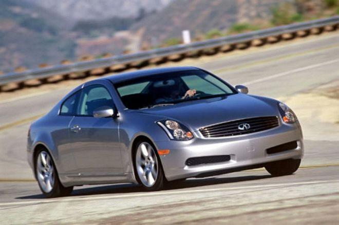 2003 Infiniti G35 Coupe Car Picture