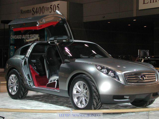 2003 Infiniti Triant Concept Car Picture