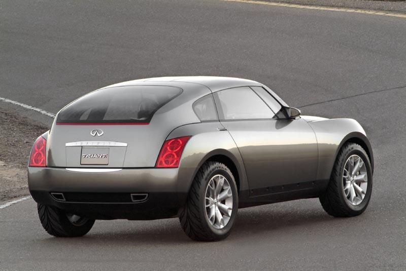 2004 Infiniti Triant Car Picture