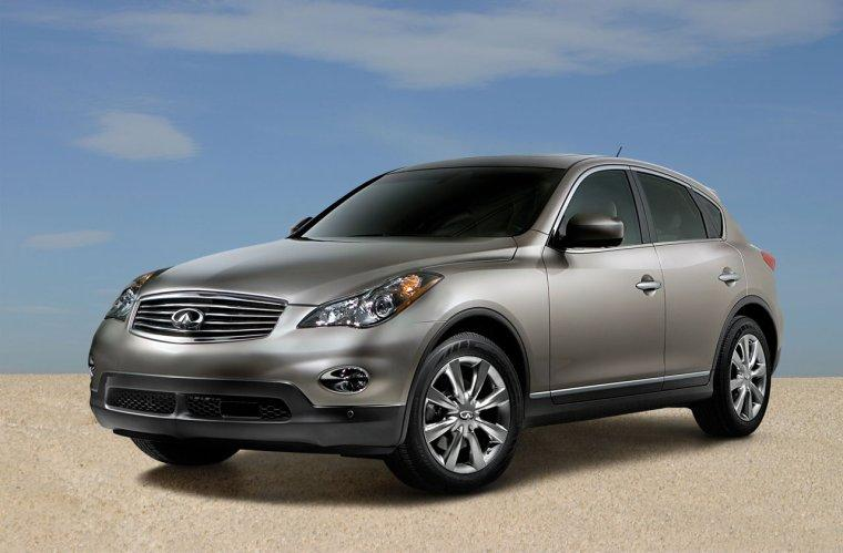 2008 Infiniti EX35 Car Picture