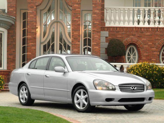 Front Right 2006 Infiniti Q45 Car Picture