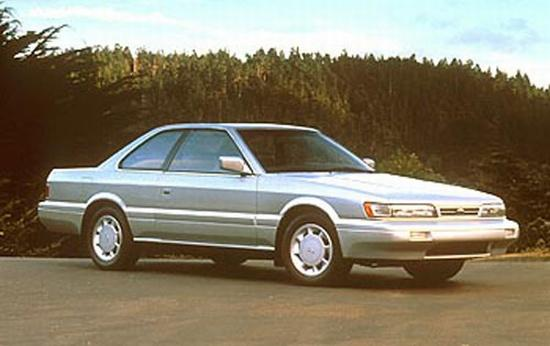 1990 Silver Infiniti M30 Car Picture Old Pictures