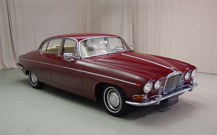 1966 Jaguar MK-X Car Picture
