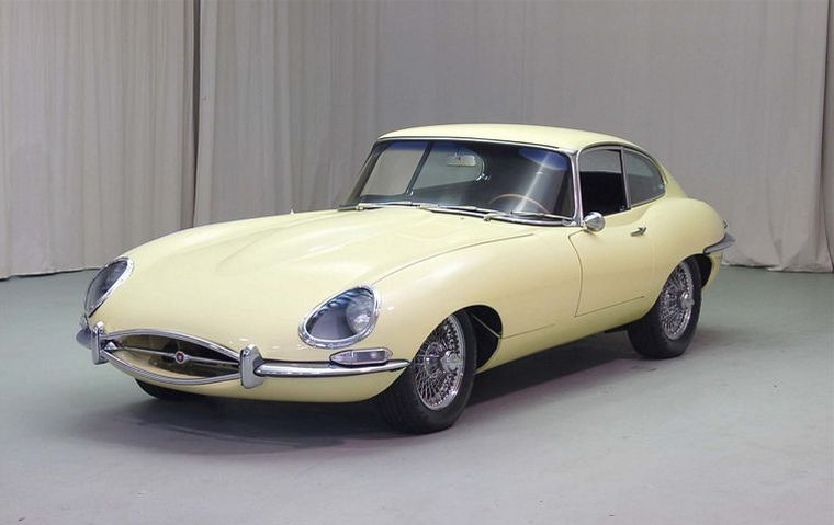 1967 Jaguar XKE Car Picture