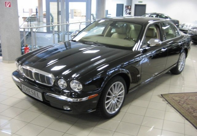 2006 Jaguar XJ Car Picture