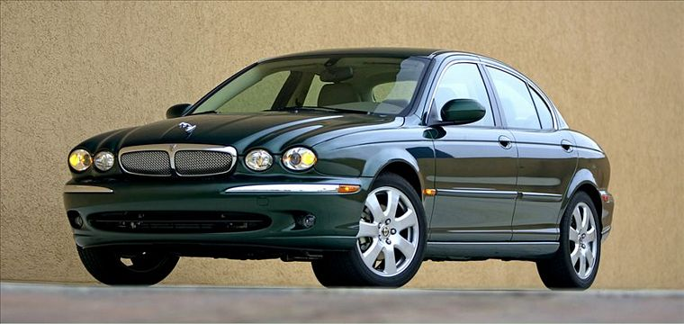 2006 Jaguar X Type Car Picture