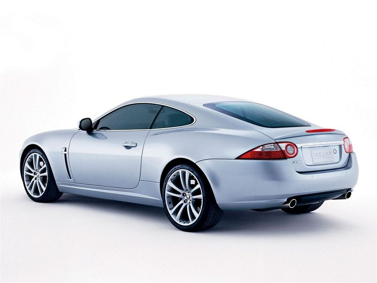 Rear Left 2007 Jaguar Xk Car Picture