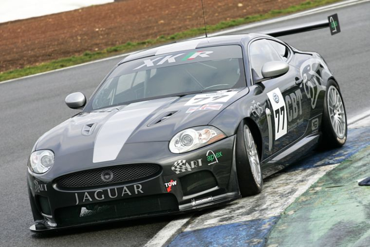 2007 Jaguar XKR GT3 Car Picture