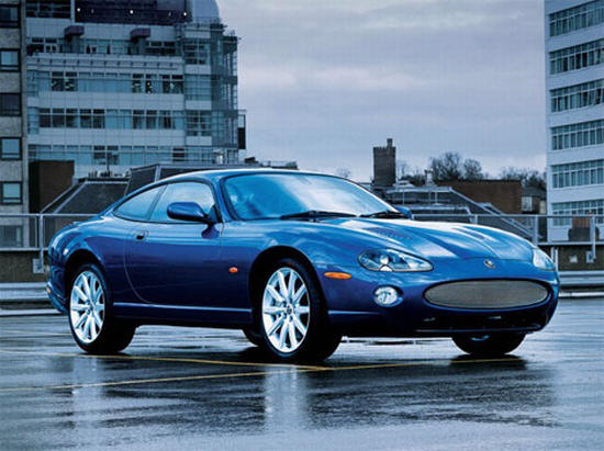 2004 Jaguar XKR Car Picture