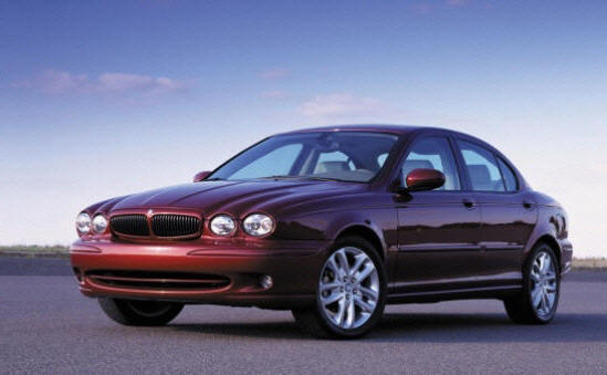 Jaguar X Type Sport Car Picture