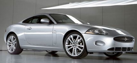 2000 Jaguar XK Car Picture