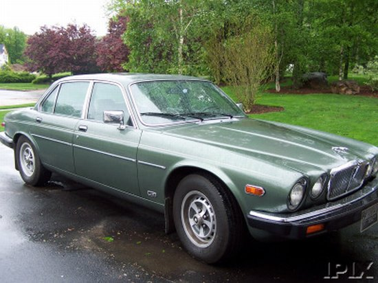 1985 Jaguar XJ6 Car Picture