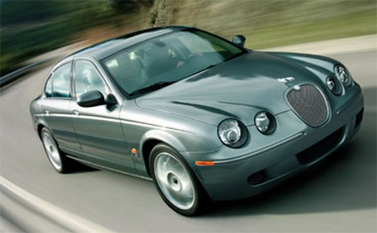 2006 Jaguar S-Type Car Picture
