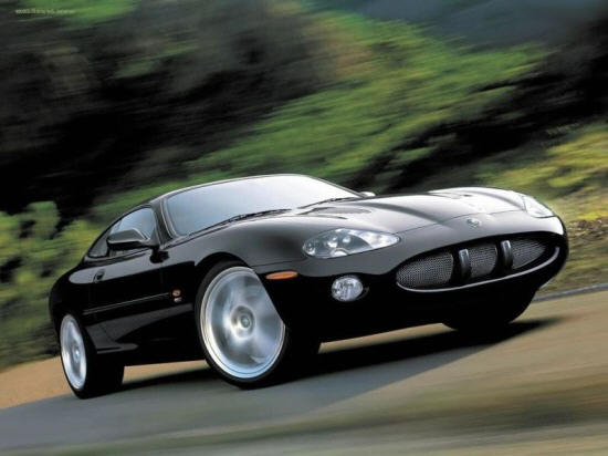 Jaguar XJS Car Picture