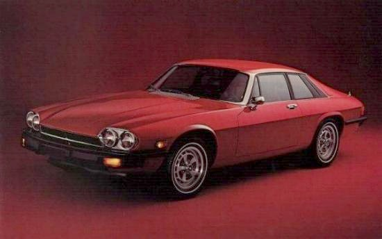 Jaguar XJ-S Car Picture