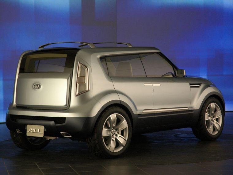 2006 Kia Soul Concept Car Picture