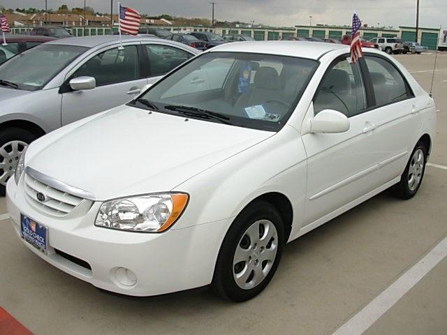 2006 Kia Spectra Car Picture