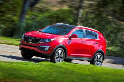 2013 Kia Sportage Photo