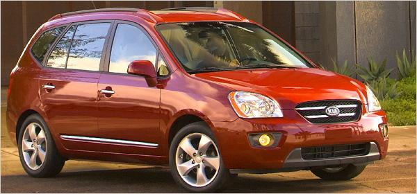 2007 Kia Rondo Car Picture
