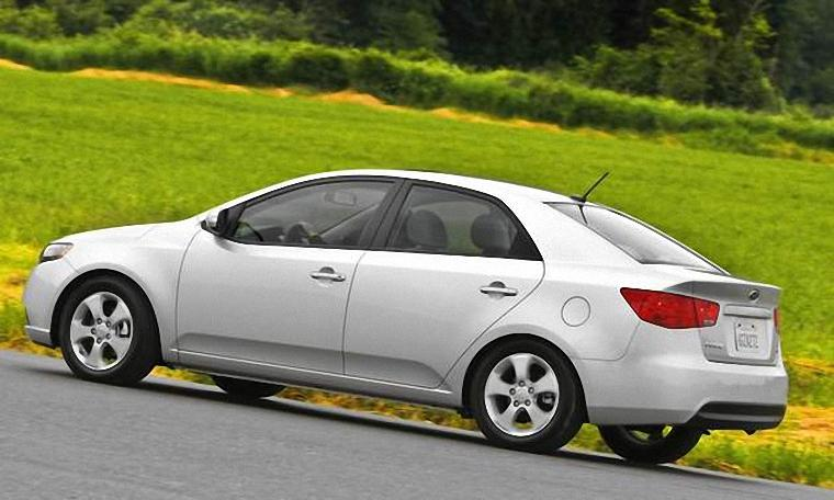 2011 Kia Forte Car Picture