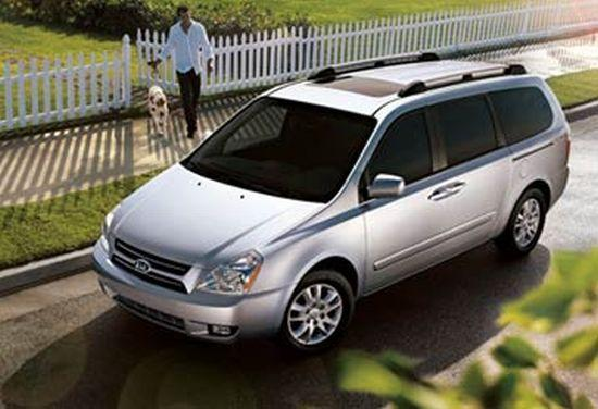 2006 Kia Sedona Car Picture