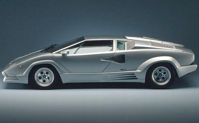 1989 Lamborghini Contach 25th Anniversary Car Picture