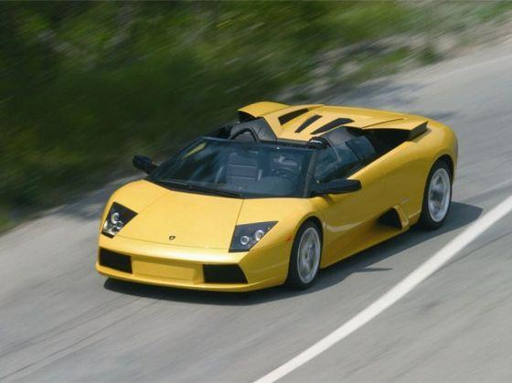 2004 Lamborghini Murcielago Roadster Car Picture