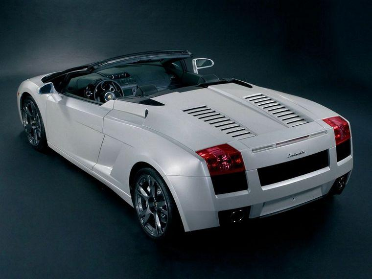 2006 Lamborghini Gallardo Spyder Car Picture