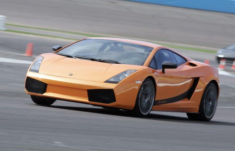 2007 Lamborghini Gallardo Superleggera Car Picture
