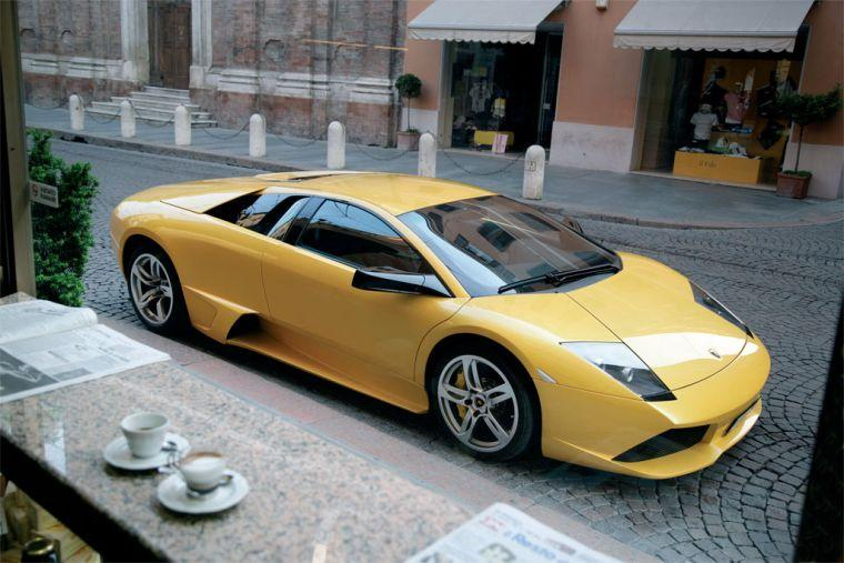2007 Lamborghini Murcielago LP640 Car PIcture
