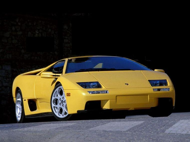 Lamborghini Diablo Car Picture