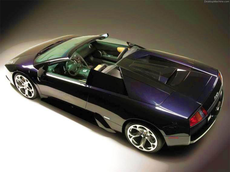 Lamborghini Murcielago Roadster Car Picture