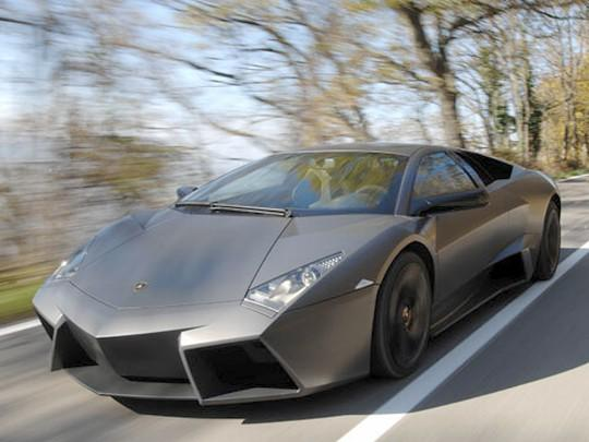 2008 Lamborghini Revention Car Picture