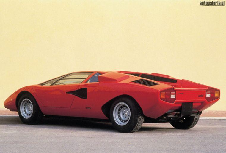 1973 Lamborghini Countach Car Picture