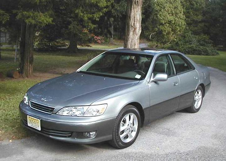 1992 Lexus ES300 Car Picture