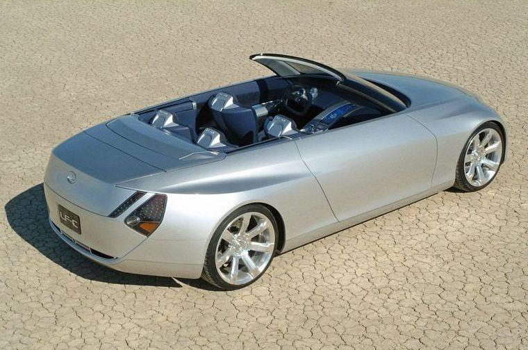 2004 Lexus LF-C Concept Car Picture