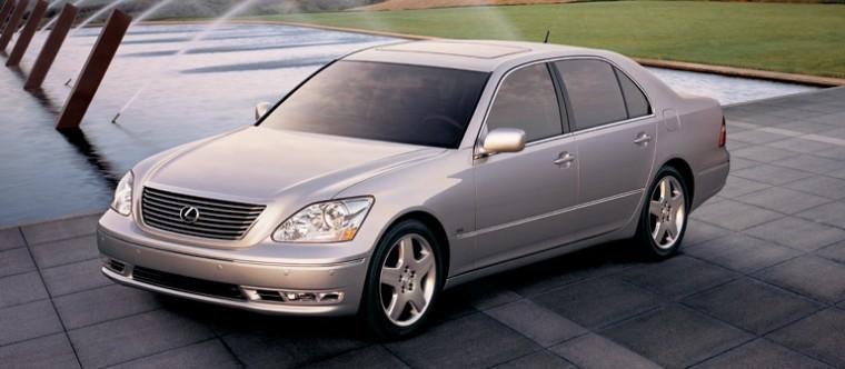 2005 Lexus LS Car Picture
